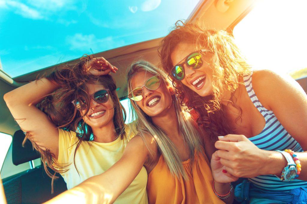 BFF Getaways: 10 Girls' Weekend Ideas